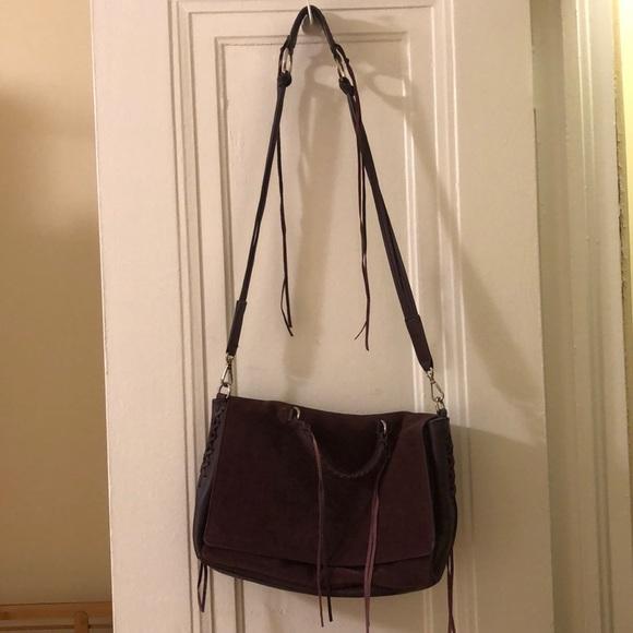 1f926624 Zara Braided Leather City Crossbody Bag